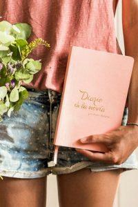 El Diario de la Novia es la agenda perfecta que toda novia necesita
