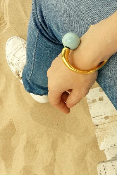 Bolas de colores para pulsera Cannes